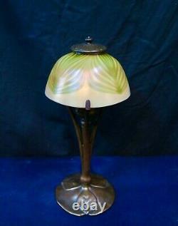 Authentic Tiffany Studios Desk Lamp