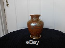 Durand Antique King Tut vase
