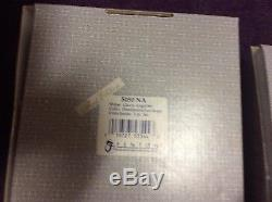 Fenton 1st Edition 12 Piece Nativity WithOriginal Boxes WithPacking & COA, Beautiful