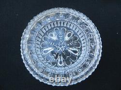 Fenton Art Glass 3 Piece Burmese Fairy Lamp Handpainted Dogwood Flowers Signed