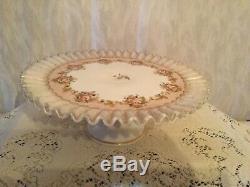 Fenton Charleton Cake Plate