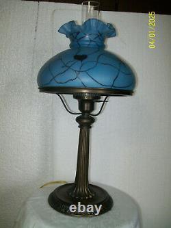 Fenton Marilyn Wagner Hanging Hearts/Vine Lamp