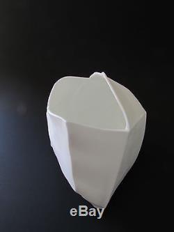 Frank Gehry Tiffany & Company Rock Vase MINT