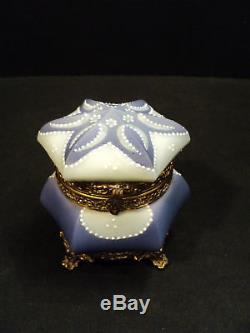 Gorgeous C. F. Monroe Nakara Wave Crest Dresser Box