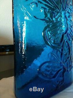 Nice Blenko Decanter, Vase