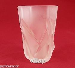 Phoenix Consolidated RUBA ROMBIC #823 Whiskey Tumbler in French Crystal PV01870