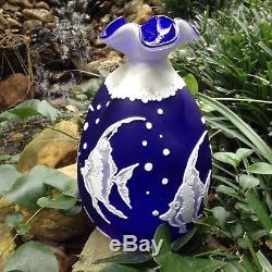 RARE Pilgrim Vase By Kelsey Murphy RARE