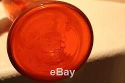 Rare1958blenkowayne Husted #572 Decantertangerine