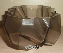 Ruba Rombic Bowl. Damaged, sold as is