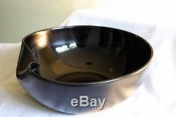 Set of three thumbprint nestling bowls hand made by Elsa Peretti at Tiffany & Co