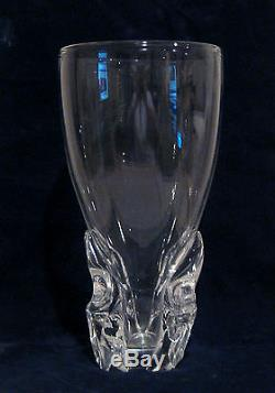Steuben 11 3/4 Vase by Donald Pollard