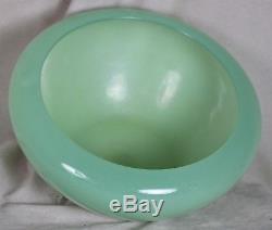 Steuben Green Jade # 2687 Bowl