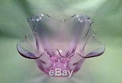 Steuben Wisteria Grotesque 5 inch Vase #7901