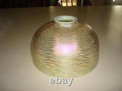 Tiffany Studios Favrile 7 Art Glass Shade